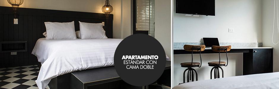 Apartamento-Estándar-con-Cama-Doble