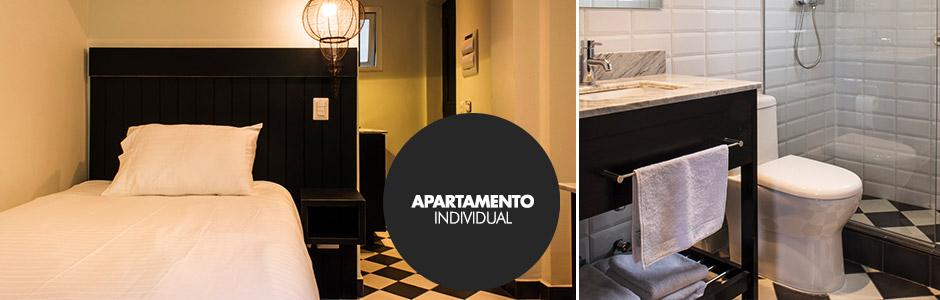 Apartamento-Individual